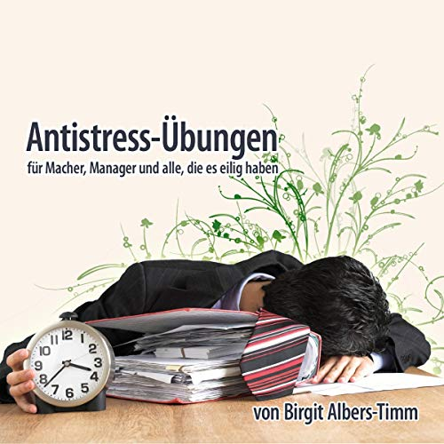 Antistress-Übungen Titelbild