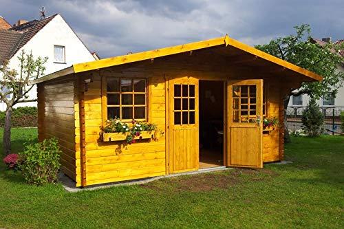 Alpholz Gartenhaus Caroline-44 508 x 388 cm