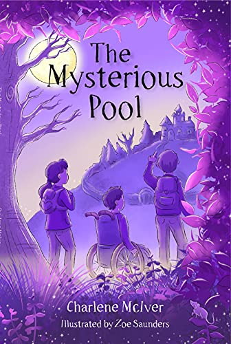 The Mysterious Pool by [Charlene McIver, Zoe Saunders]