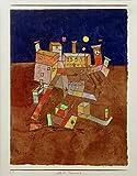 Art-Galerie Digitaldruck/Poster Paul Klee - Partie aus G. -