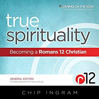 True Spirituality     Becoming a Romans 12 Christian              By:                                                                                                                                 Chip Ingram                               Narrated by:                                                                                                                                 Chip Ingram                      Length: 4 hrs and 44 mins     Not rated yet     Overall 0.0