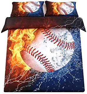 baseball bedding full size