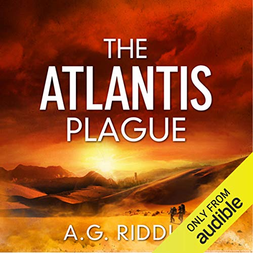 The Atlantis Plague: The Origin Mystery, Book 2