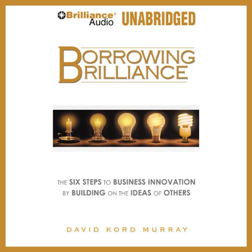 Borrowing Brilliance cover art
