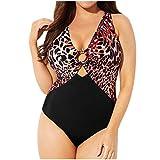 NOERTYB Bikinis Mujer Brasileos Talla Grande Ms El Tamao De...