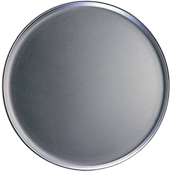 "American Metalcraft HACTP16 Coupe Style Pan, Heavy Weight, 14 Gauge Thickness, 16"" Dia., Aluminum"