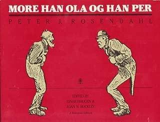 More Han Ola Og Han Per: A Norwegian American Comic Strip (A Bur Oak book)