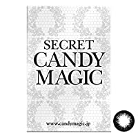Secret Candymagic monthly シークレット キャンディー マジック マンスリー 【カラー】NO.5ブラック 【PWR】-1.50 1枚入 1箱