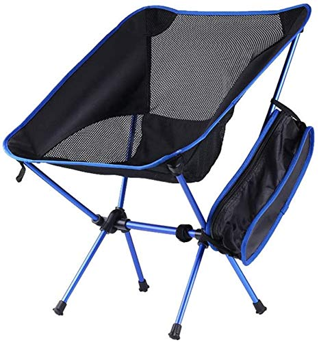 Ultralight Portable Folding Chairs, Portable Camping Chair, Portable Folding Chair, with Carry Bag Backpacking, Max Hold To 300 Pounds,Suitable for Oudoor Activities,Camping,Pinics,Hiking And Travelli
