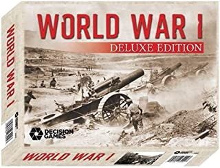 DG: World War I Boardgame, Deluxe (4th) Edition