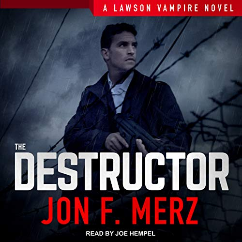 The Destructor audiobook cover art