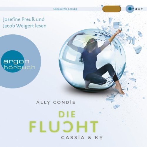 Die Flucht (Cassia & Ky 2) audiobook cover art