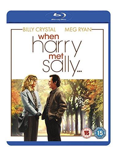 When Harry Met Sally [Blu-ray] [1989]
