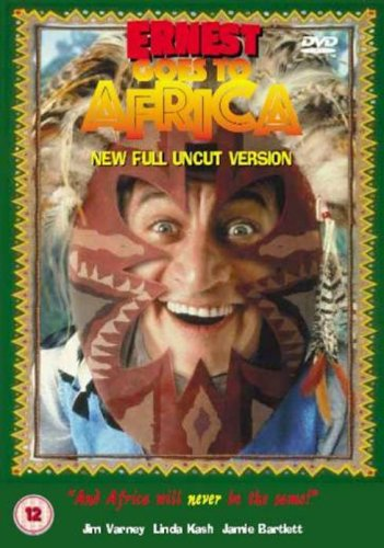 Ernest Goes To Africa [1997] [DVD] [Reino Unido]