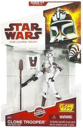 Clone Wars 2009 Clone Trooper in Space Gear
