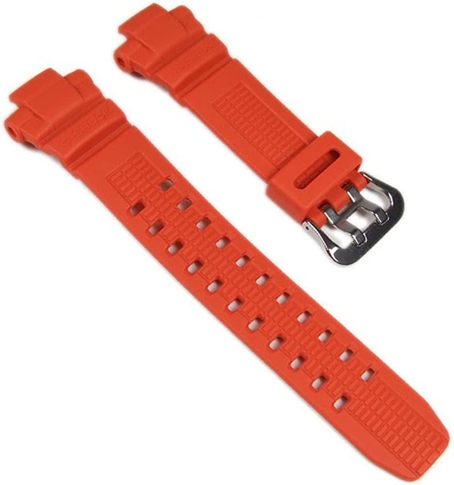 Genuine Financial sales sale 2021 autumn and winter new Casio Watch Strap for 10370830 GW-3000M-4A Band