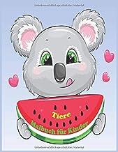 Tiere Malbuch für Kinder: Malbuch Tiere Für Kinder ab 2 jahren: Erste lustige Farbe tapfer und schöne  Malbuch Geschenk für Kleinkind,Jungen und Mädchen Entspannen (German Edition)