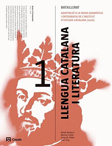 Llengua catalana i Literatura 1 Batxillerat (2017)