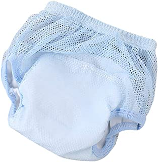 Kidoll Reusable Nappies Baby Cloth Diapers Washable Infants Children Baby Cotton Training Pants Nappy Panties