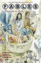 Fables TP Vol 01 Legends In Exile of Willingham, Bill on 06 October 2010