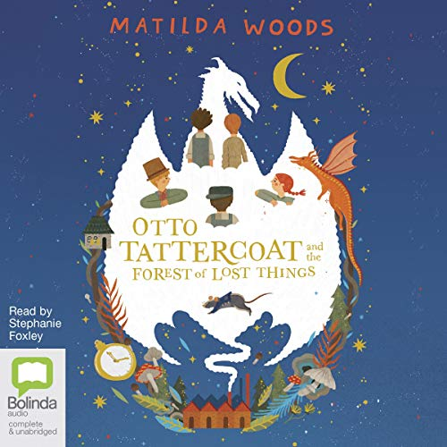 Otto Tattercoat and the Forest of Lost Things cover art