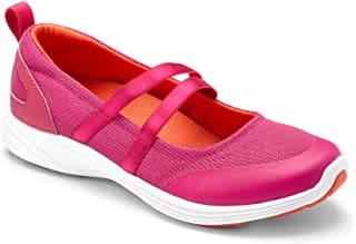 Women's Agile Opal Slip On Sneakers – Ladies Casual Flats Concealed Orthotic Support