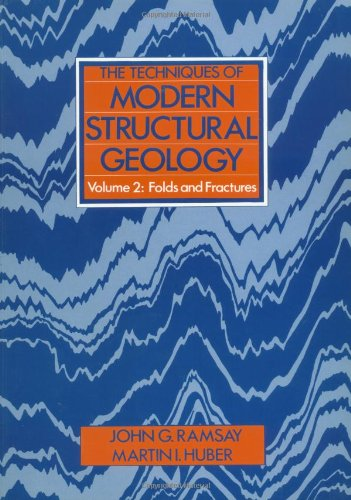 The Techniques of Modern Structural Geology: Folds and Fractures