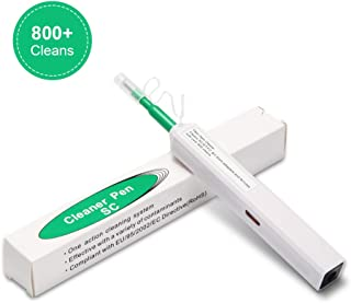 ipolex Fiber Optic Cleaner Pen for 2.5mm SC Connectors and GBIC Transceivers