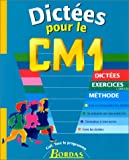 DICTEES CM1 (Ancienne Edition)