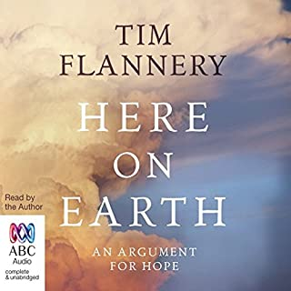 Here on Earth audiobook cover art