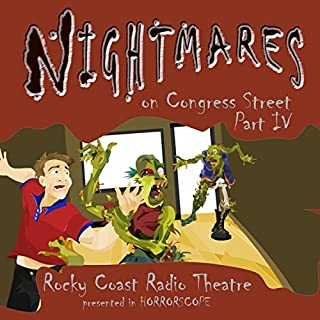 Nightmares on Congress Street, Part IV cover art