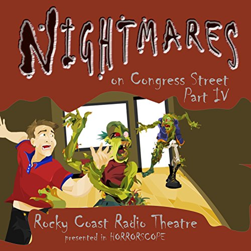 Nightmares on Congress Street, Part IV audiobook cover art