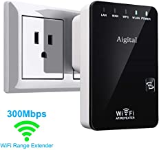WiFi Extender Blast, Wireless Internet Booster for Home 300Mbps Long Range WiFi Repeater WLAN Signal Amplifier, 2.4GHz Network Mini WiFi Router for Phone/Computer/Smart TV and More