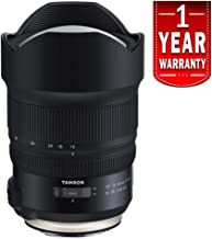 Tamron SP 15-30mm f/2.8 Di VC USD G2 Lens Canon EF (International Model)