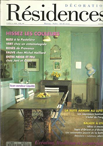 Hissez les couleurs - La suite Arman au Lutétia - Balade à Lyon - Tapis d