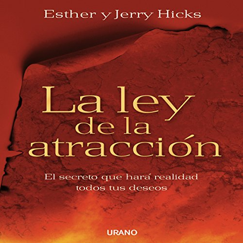 La ley de atracción [The Law of Attraction] audiobook cover art