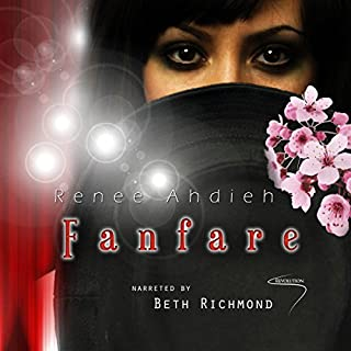 Fanfare                   By:                                                                                                                                 Renee Ahdieh                               Narrated by:                                                                                                                                 Beth Richmond                      Length: 10 hrs and 21 mins     17 ratings     Overall 3.6