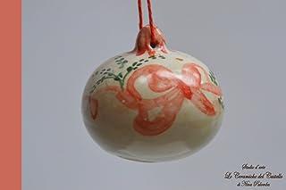 Pallina Natalizia Linea Fiocco Rosso
