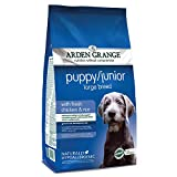 Arden Grange Elizabeth Junior Puppy Large Breed Chicken and Rice Dog Food (12 kg)