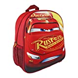 Disney 2100001962 Cars - Lightning Mcqueen 31 cm 3D Effect Junior Backpack