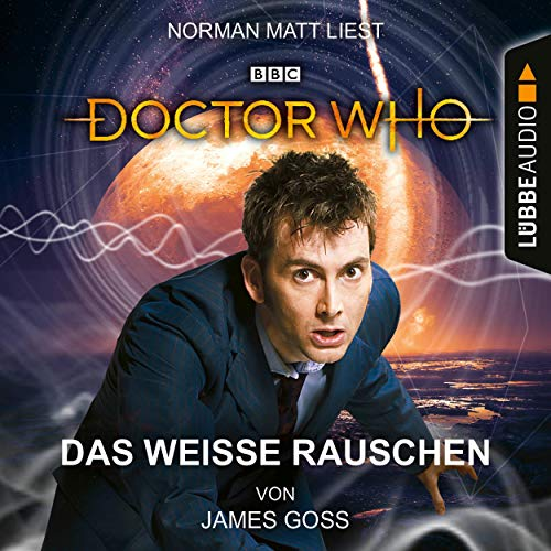 Doctor Who - Das weiße Rauschen cover art
