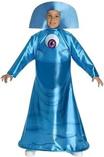 Monsters Vs. Aliens Child's Bob Costume, Child Medium