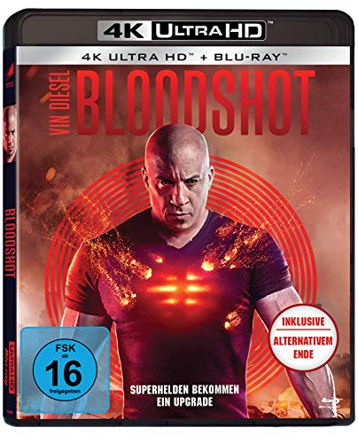 Bloodshot (4K Ultra HD) (+ Blu-ray 2D)