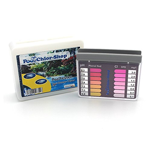 Duraol® Mini-Pooltester (Chlor+pH)