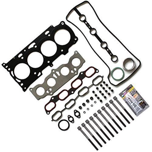 ANPART Automotive Replacement Parts Engine Kits Head Gasket Set Bolts Fit: for Scion tC 2.4L 2005-2006