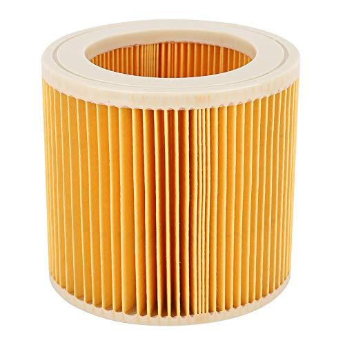 Filtro de aspiradora de filtro de aire de cartucho de Material ABS para Kacher A2004 A2054