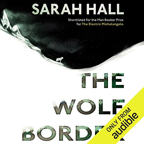 The Wolf Border  audiobook cover art