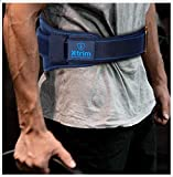 """COMPACT & LIGHTWEIGHT: Our 6"""" wide ultra-light nylon weight belt is designed with a reinforced back support for maximum protection and stability. You get all the support you need and feels completely weightless. MAXIMUM SUPPORT: Our double-belt, heav..."""