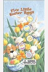 Five Little Easter Eggs Hardcover