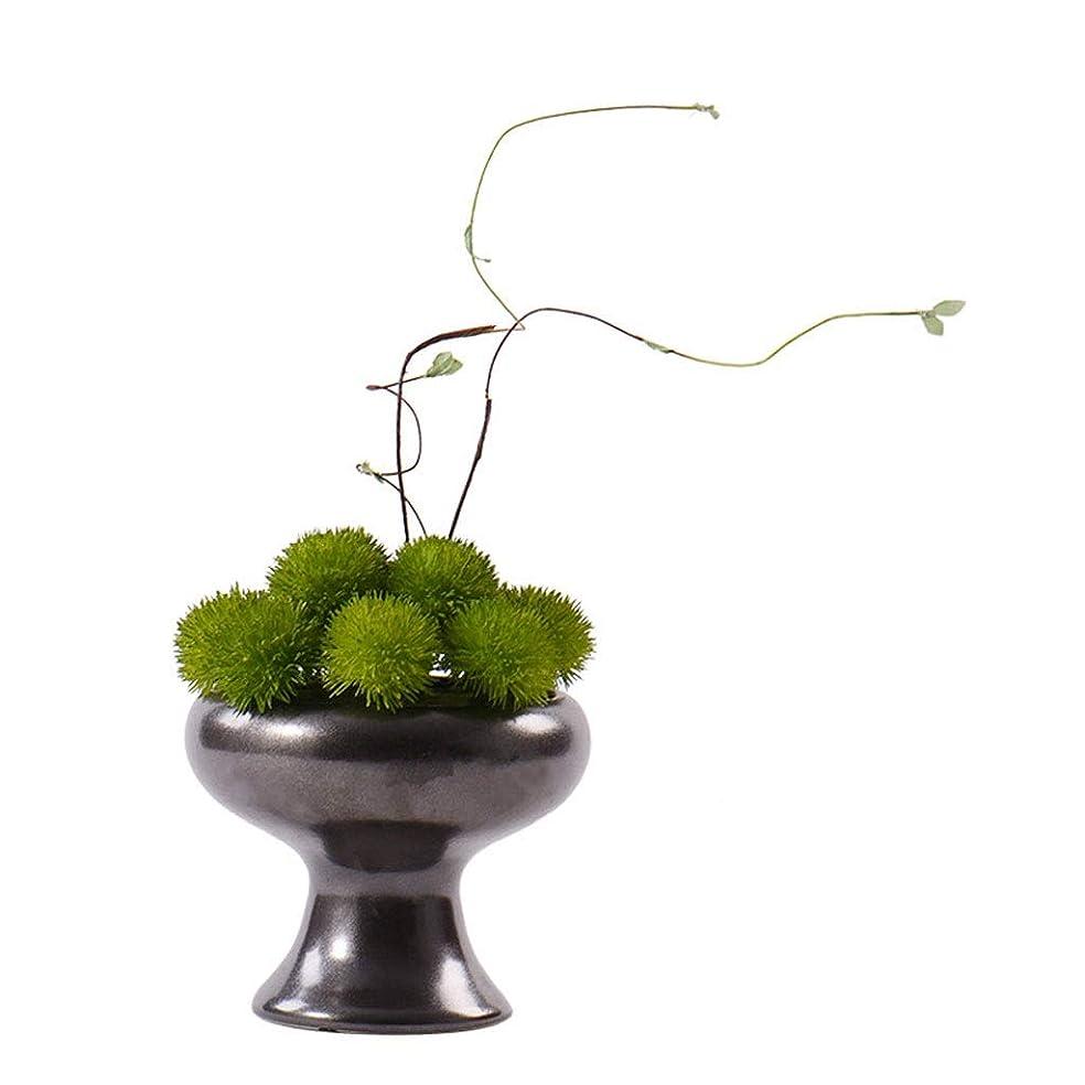 前部トンネル前部人工植物 中国の造花人工鉢植えセット、フェイクフラワーリビングルームポーチホテルアートフラワーアレンジメント人工盆栽、人工プラン 偽の装飾植物